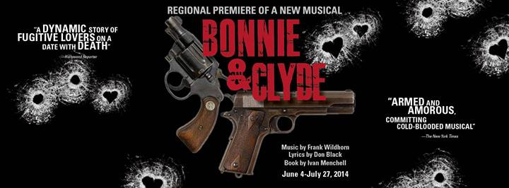 Bonnie & Clyde, A New Musical - Production Listing | Backstage
