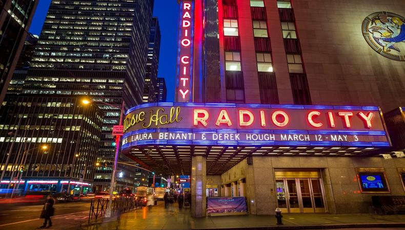 Now Casting: 'Radio City Christmas Spectacular' Needs Male
