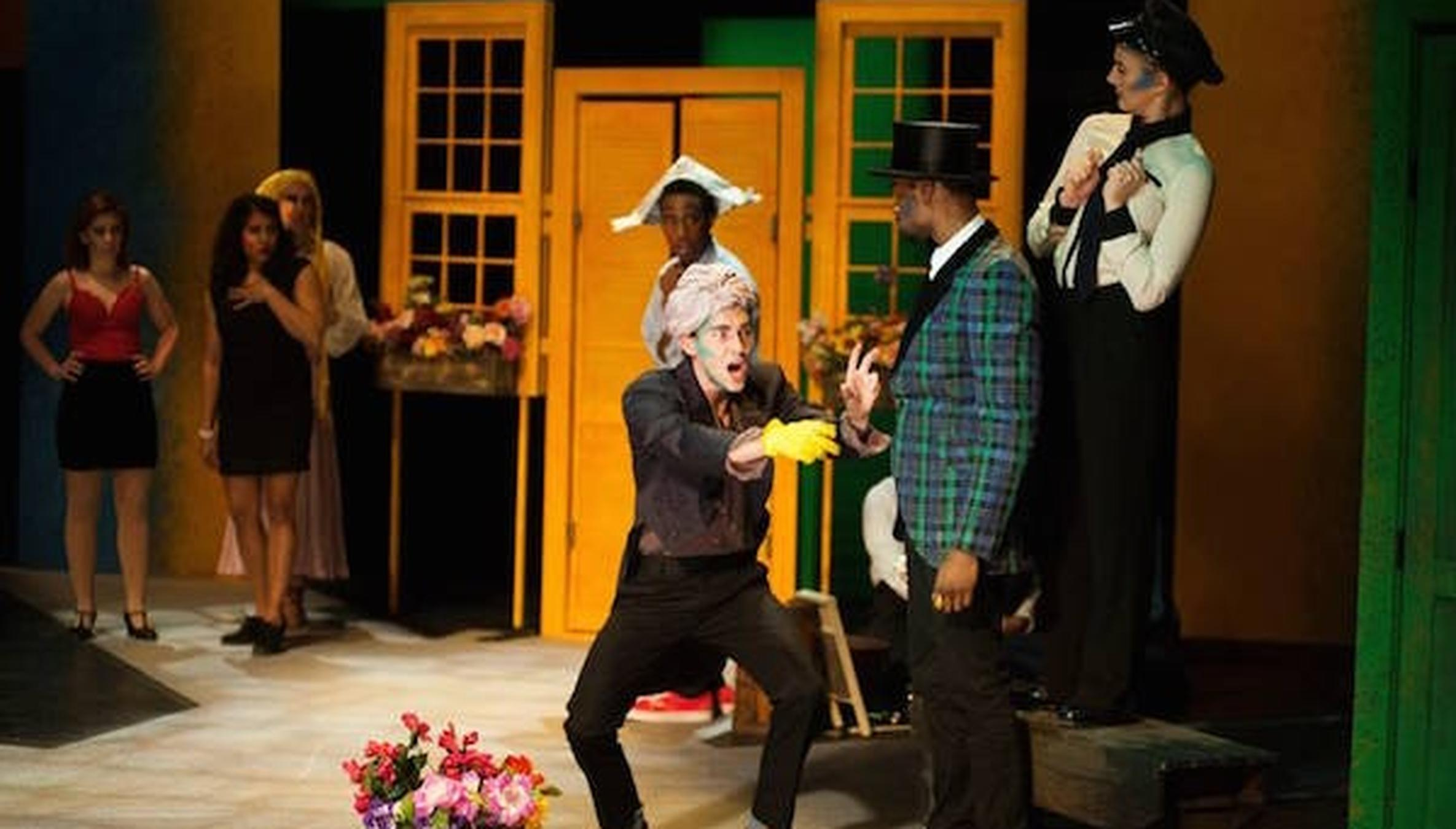 15 Amazing Pre-College Summer Theater Programs