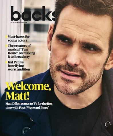 Matt Dillon Fights for His Characters