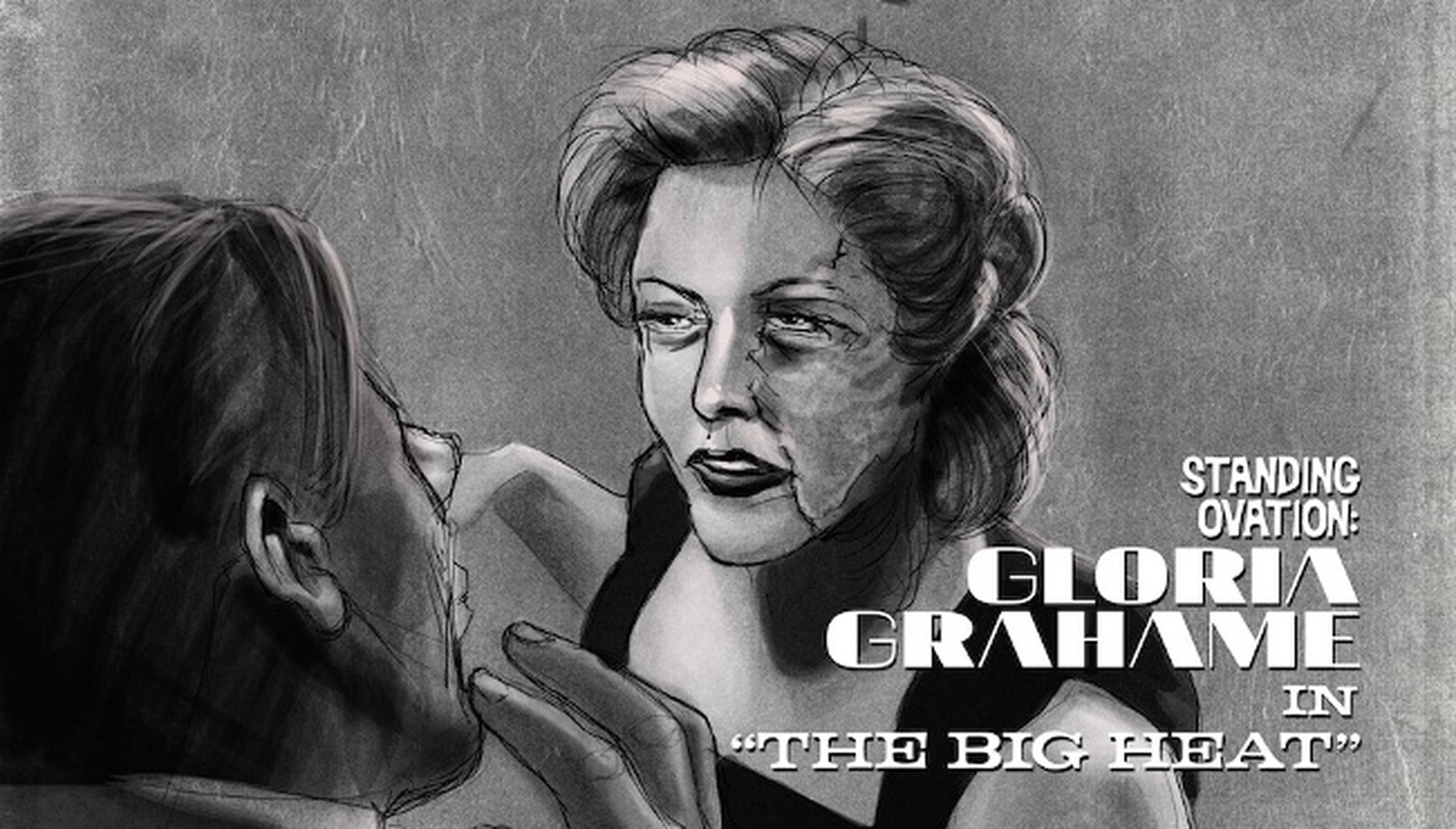 Gloria Grahame Images gloria grahame provides the sizzle in 'the big heat'
