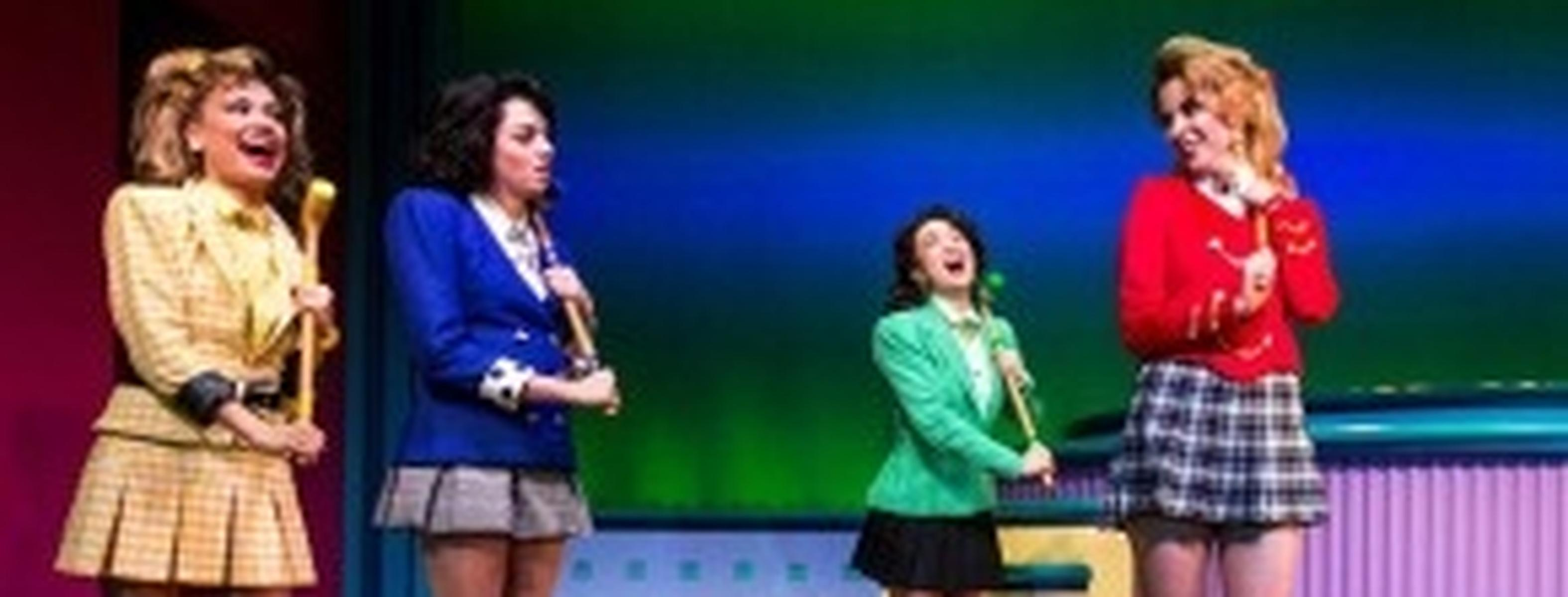 Heathers' Off-Broadway Remake Hits the Stage