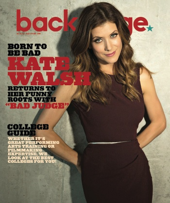 Kate Walsh Is Great at Being 'Bad'