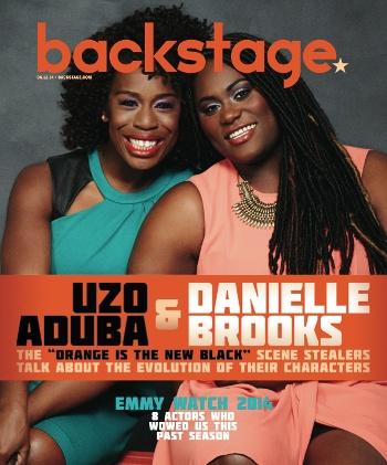 Uzo Aduba and Danielle Brooks Break Out on Netflix