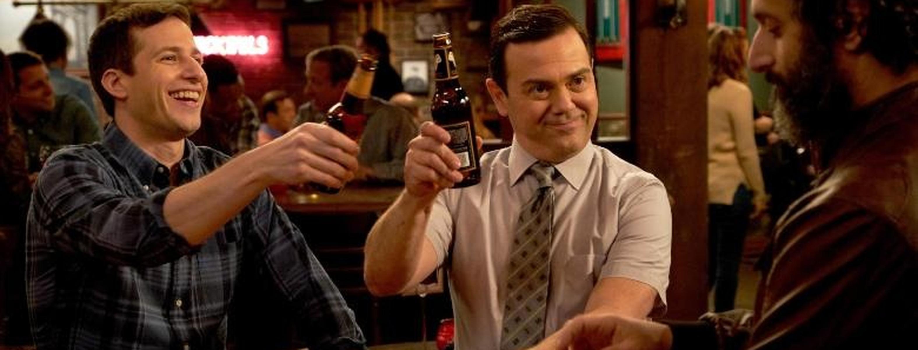 Aj monroe in the bartender