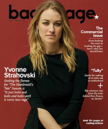 Yvonne Strahovski Talks Her 'Despicable' Character on 'The Handmaid's Tale'