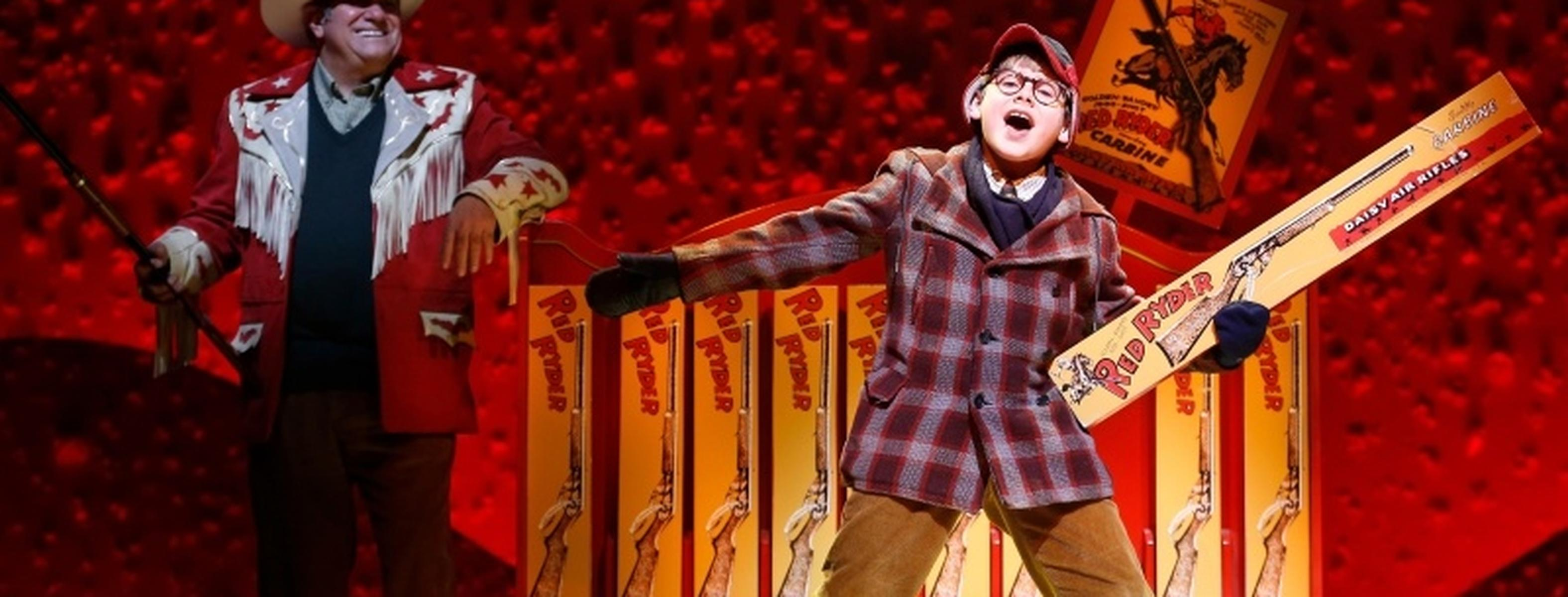 A Christmas Story Musical.A Christmas Story The Musical Doesn T Need To Sing But You