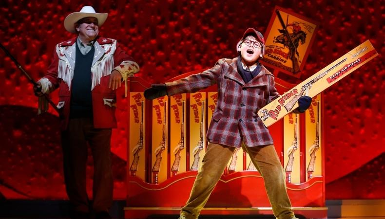 a christmas story the musical doesnt need to sing but you dont mind - A Christmas Story Musical