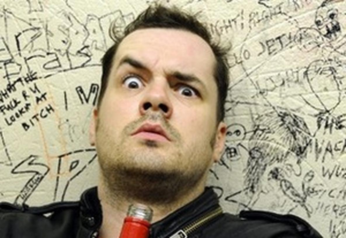 Legit, With Jim Jefferies, on FX - The New York Times