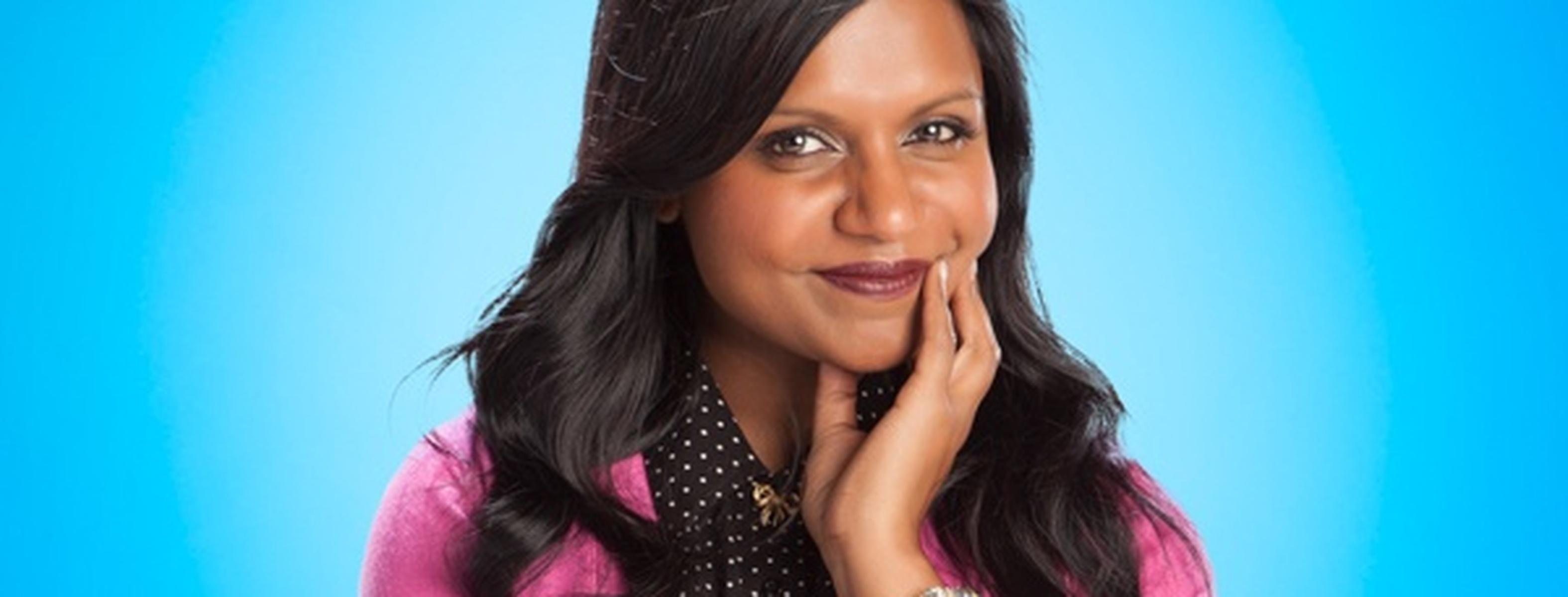 Scene Stealer Mindy Kaling Takes The Lead
