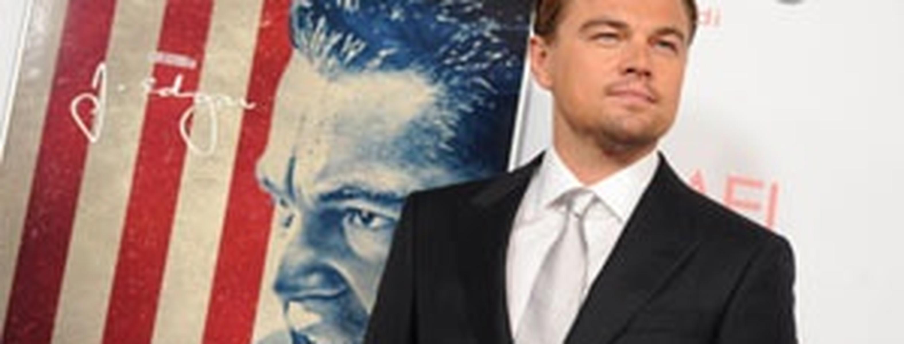 4c2cd6b9902 Leonardo DiCaprio on Embodying J. Edgar Hoover