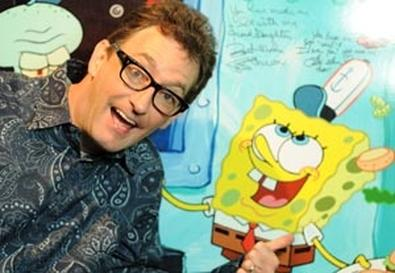 Tom Kenny Finds his Voice as SpongeBob SquarePants