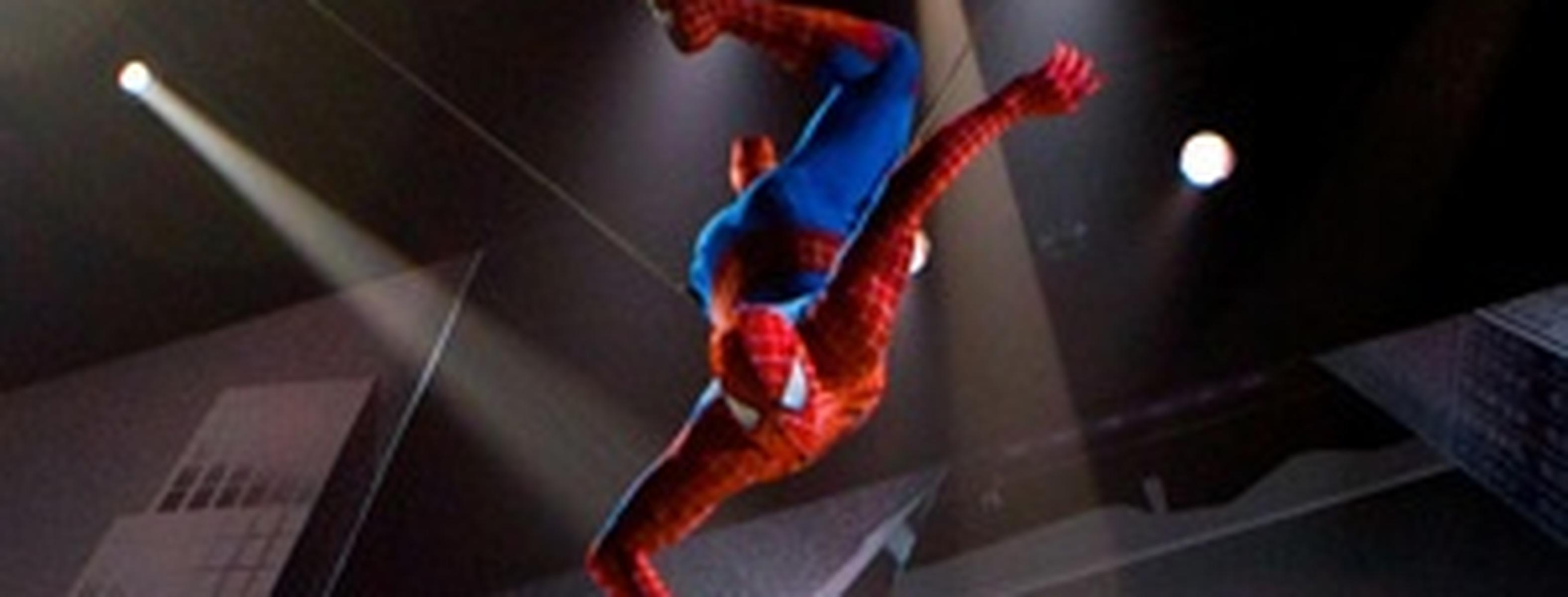 Feds Issue Safety Violation Citations To Spider Man Musical