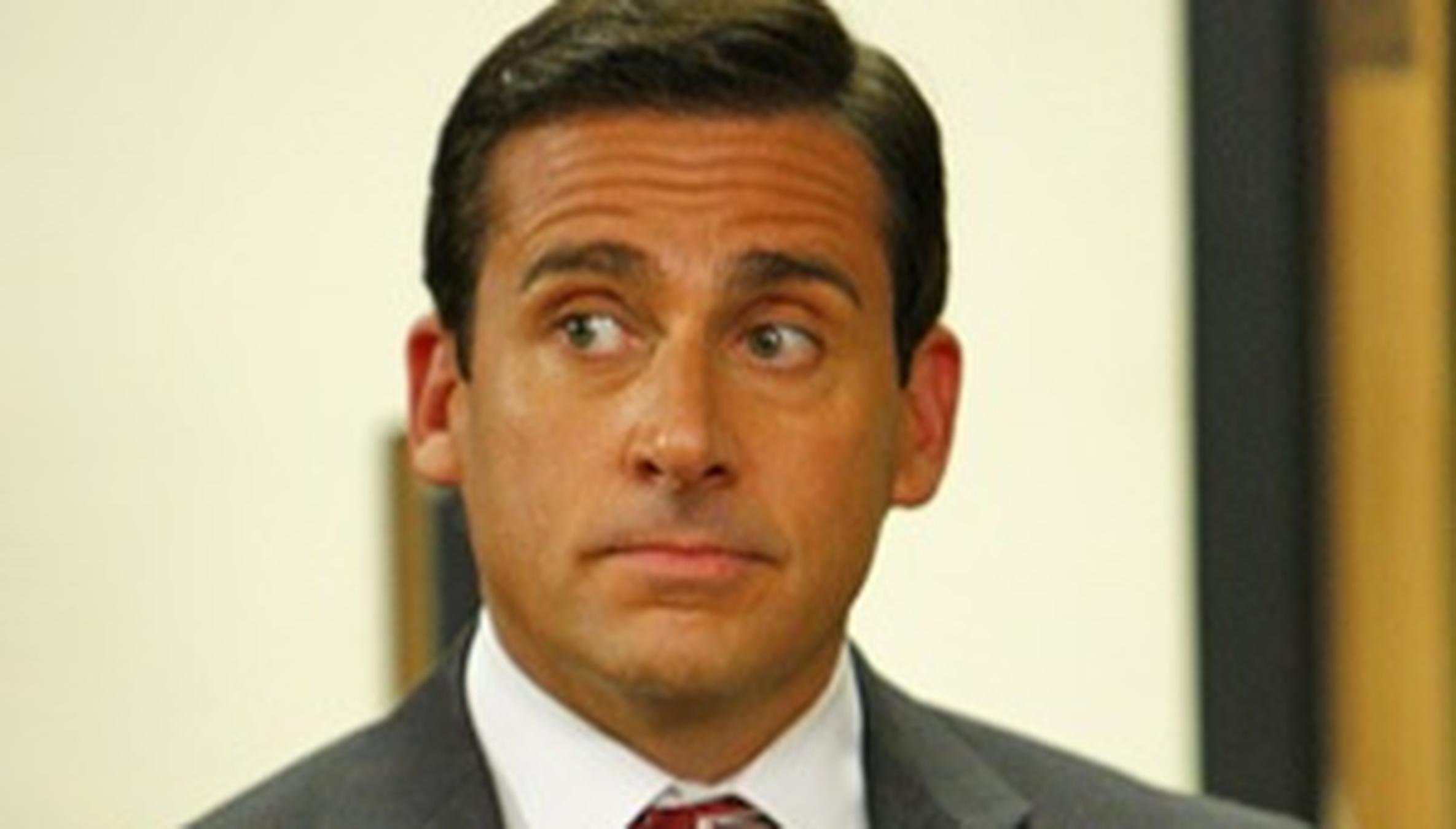 Steve Carell Leaves The Office After 7 Seasons