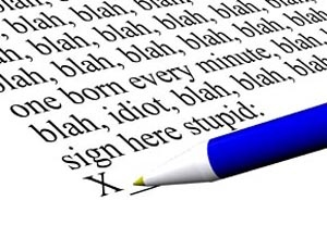 The Top 10 Mistakes Actors Make When They Sign a Contract