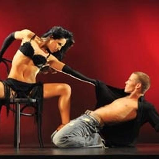 Erotic square dancing