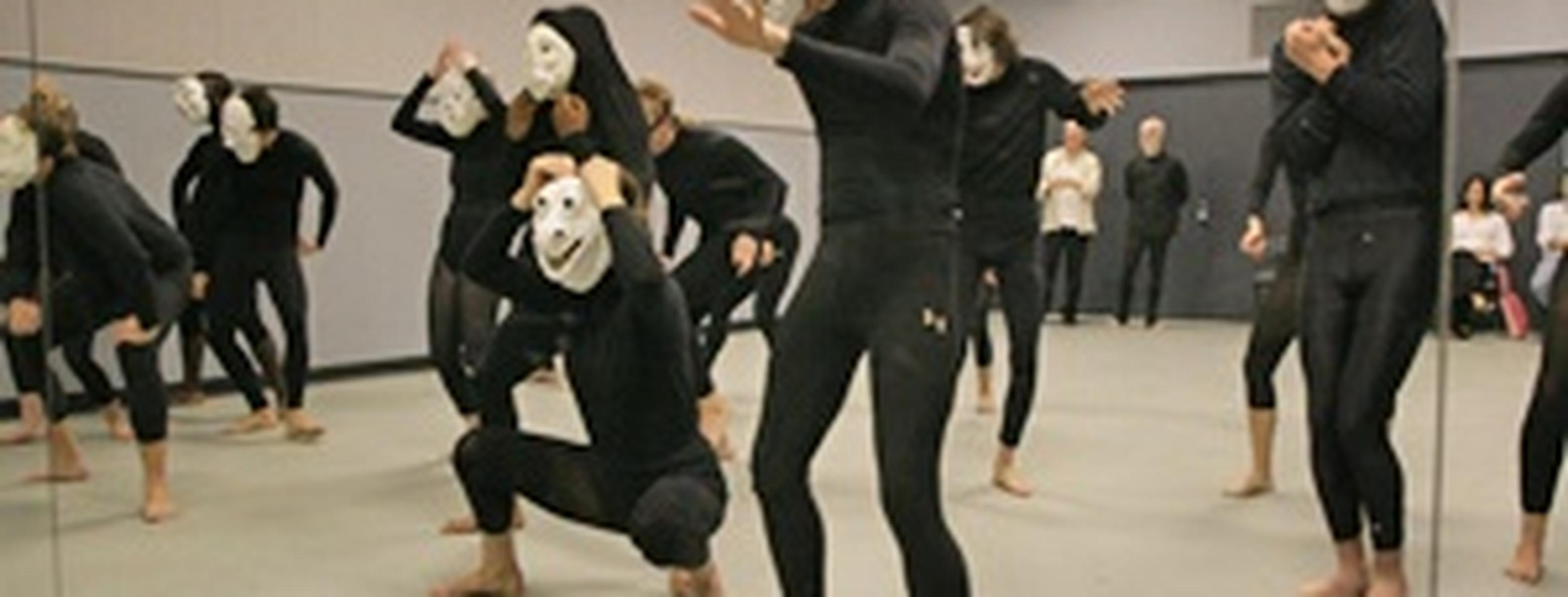 College and University Programs in Theater and Dance