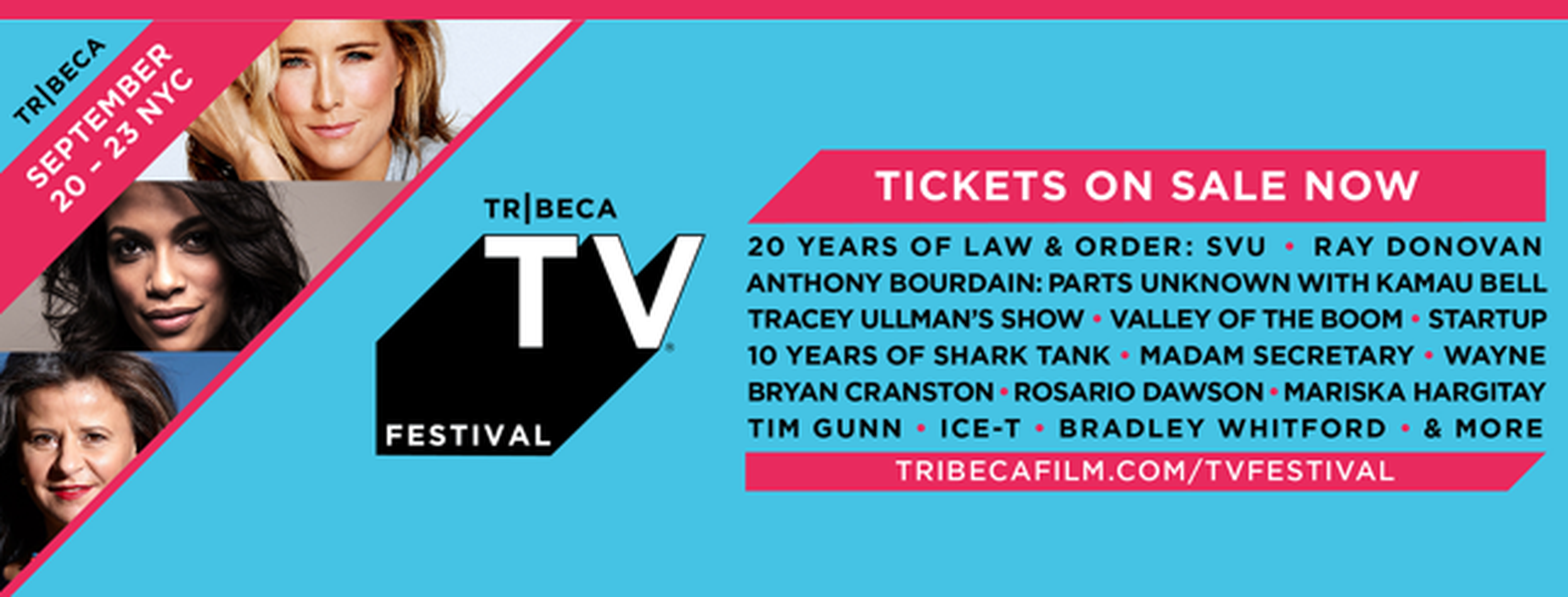 Want to Win Free Tickets to Tribeca TV Festival? Here's How