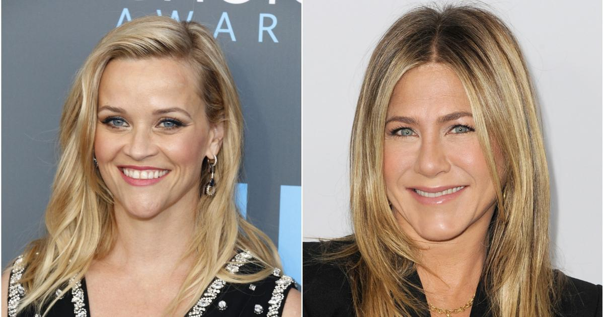L.A. What's Filming: Reese Witherspoon and Jennifer Aniston's 'The Morning Show'