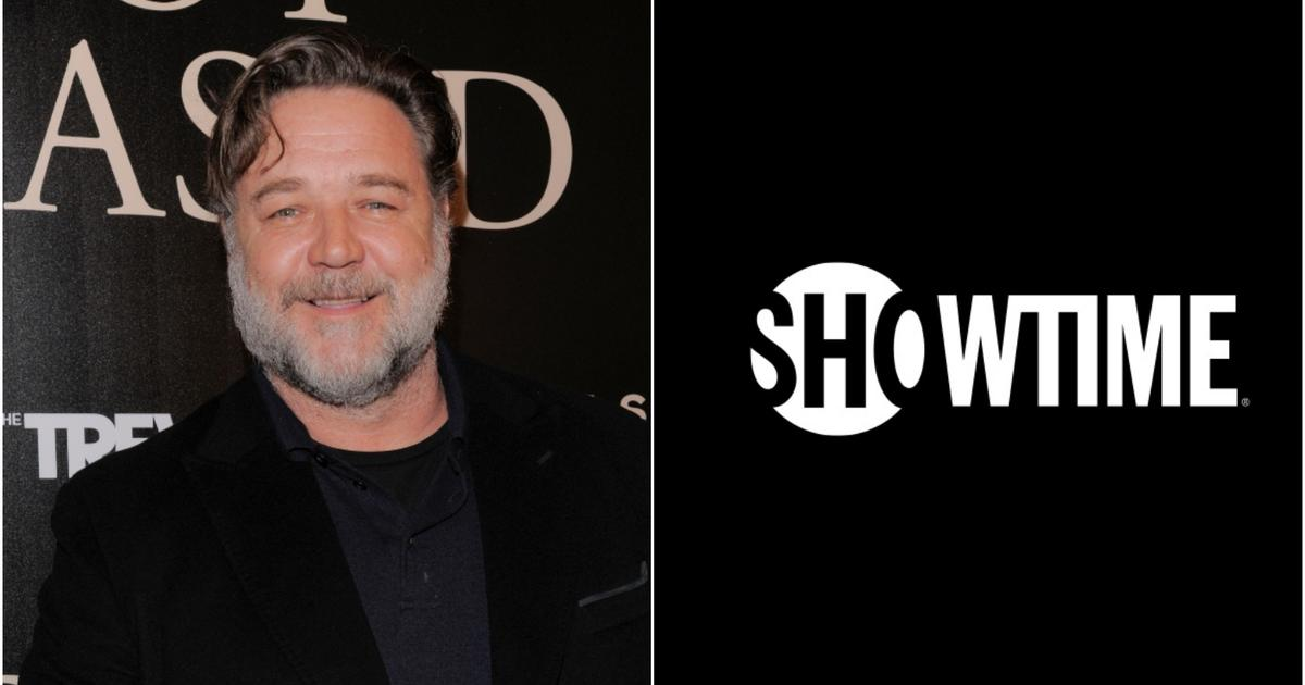 NYC What's Filming: Russell Crowe in Untitled Roger Ailes Showtime Series
