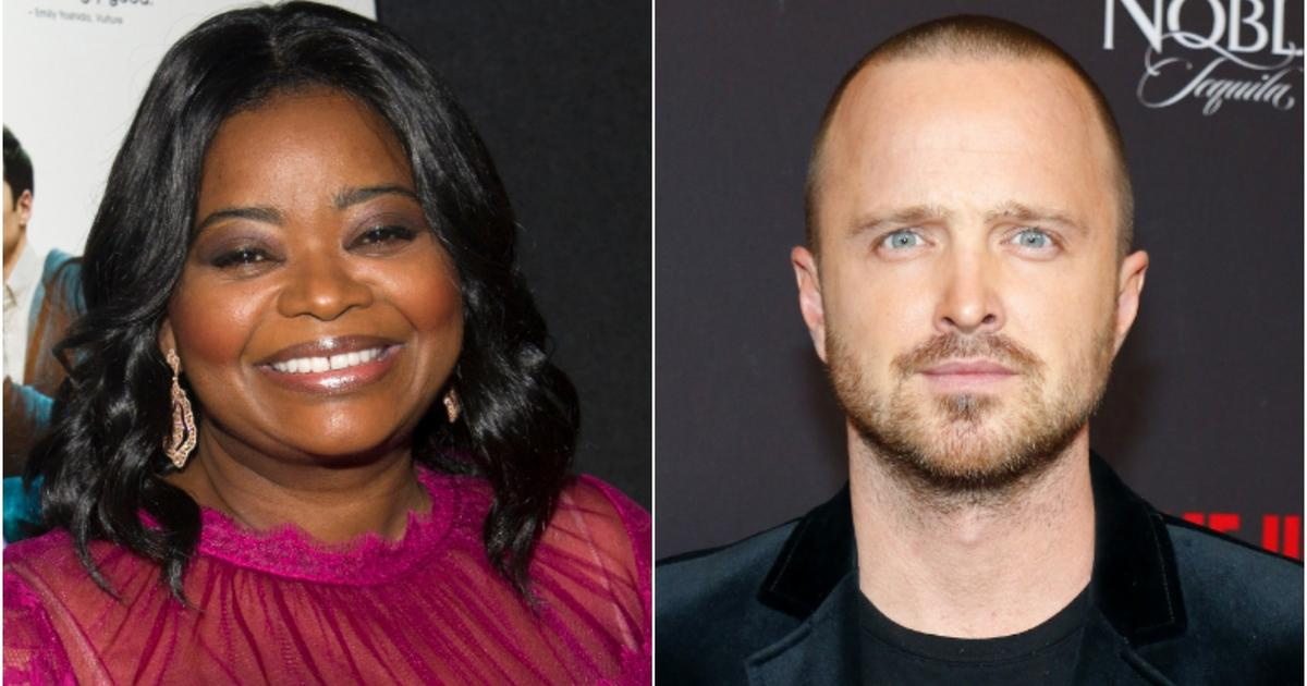 L.A. What's Filming: Apple Series 'Are You Sleeping' Starring Octavia Spencer + Aaron Paul