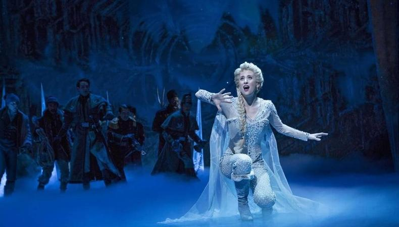 Frozen Will Let It Go In The West End More Theater News