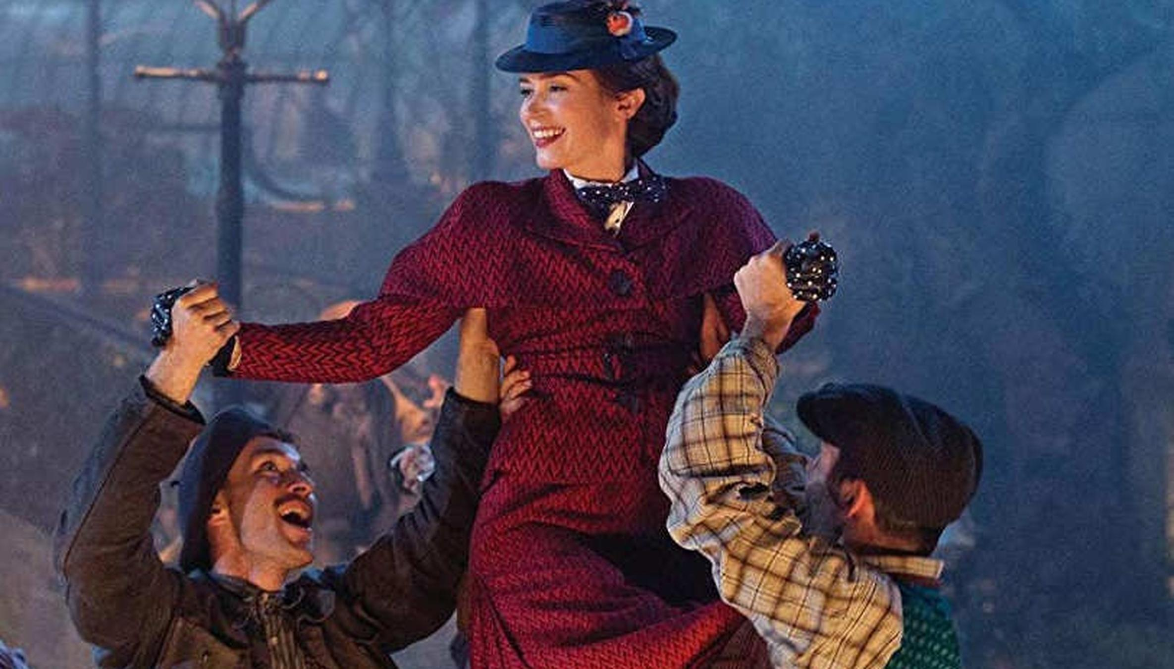 Rumorville Rob Marshall Is Working On A Sequel To Mary Poppins