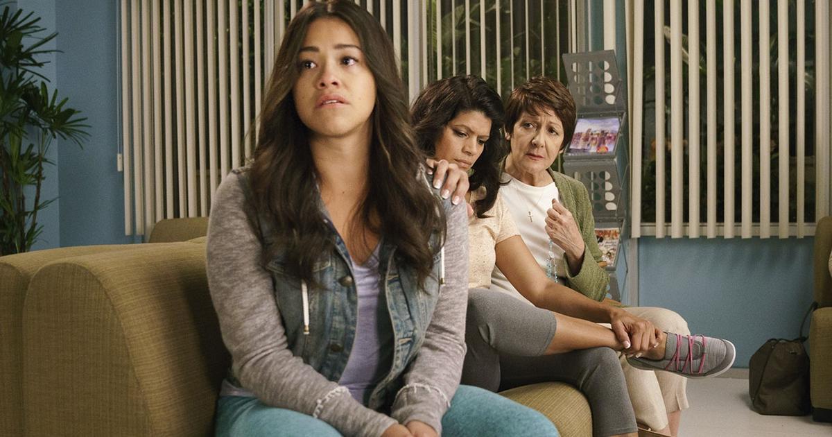Gina Rodriguez Had Panic Attacks After Booking 'Jane the Virgin'