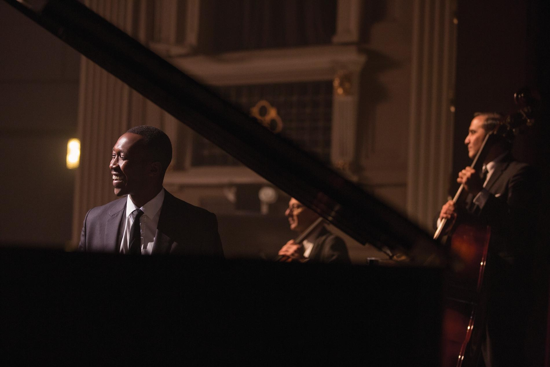 How Mahershala Ali Learned to Play Piano for 'Green Book'