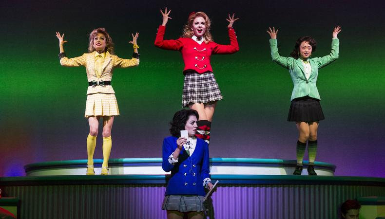 How To Get Cast In Heathers The Musical