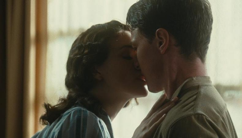 Atonement keira knightley sex scene