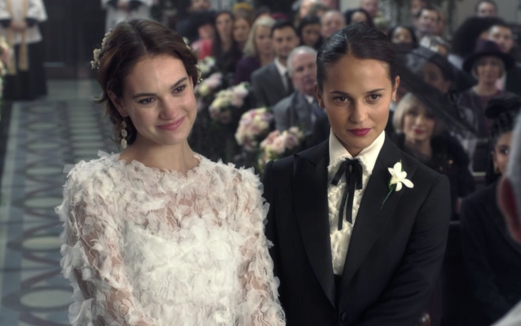 James married lily What did