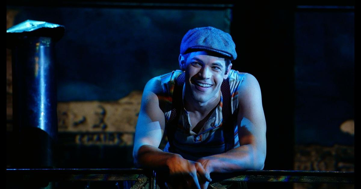 Jeremy Jordan Lands a Sweet Broadway Gig + More Theater News