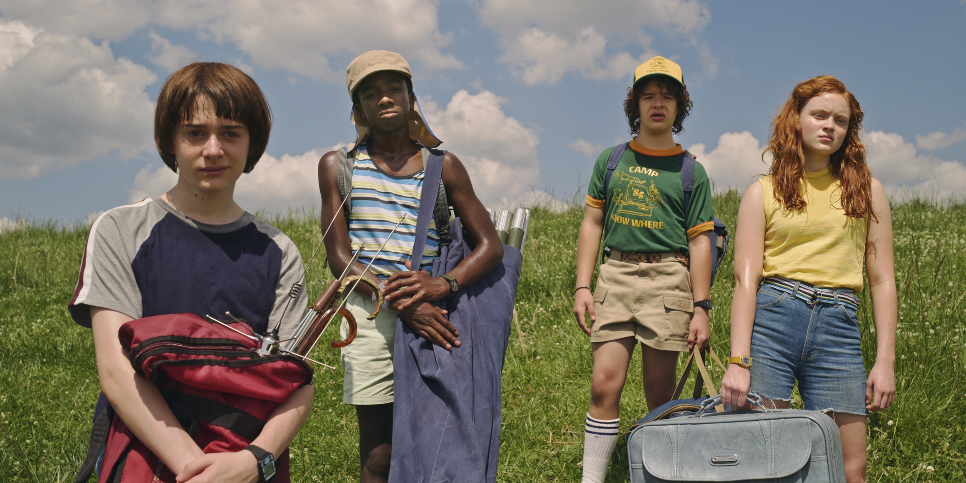 The Secrets to Getting Cast on 'Stranger Things'