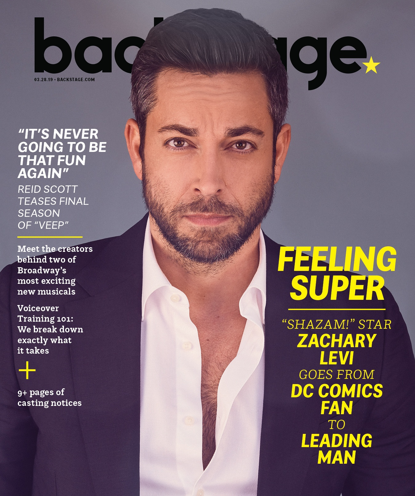 Zachary Levi Is Going Strong