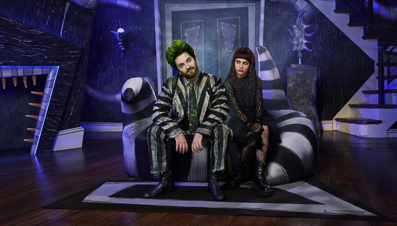 Why Beetlejuice Sounds Unlike Any Musical Before It