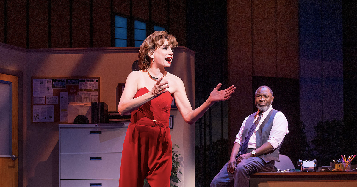 What a Tony Winner Can Teach You About a Broadway Debut