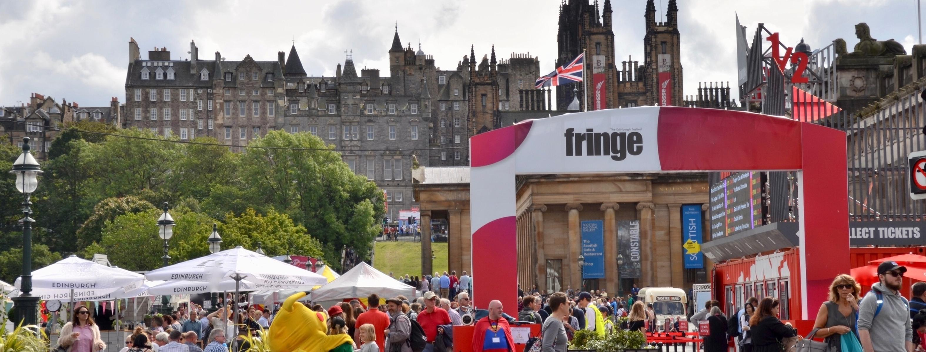 Young Talent Wanted For Edinburgh Fringe Festival Production