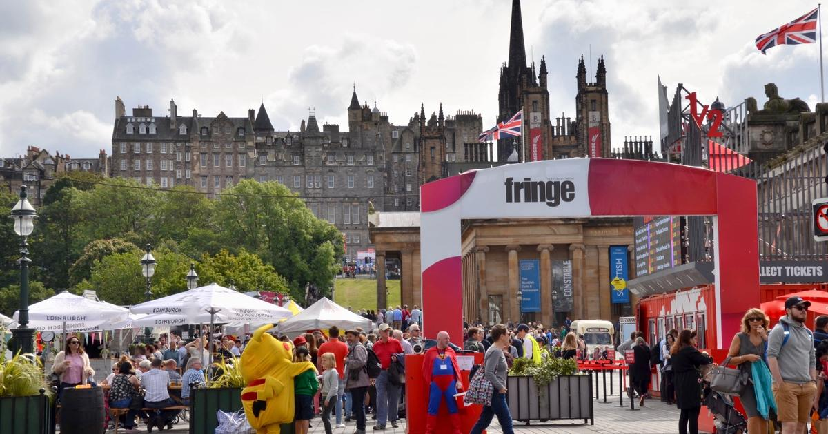 Young Talent Wanted for Edinburgh Fringe Festival Production + More Acting Jobs