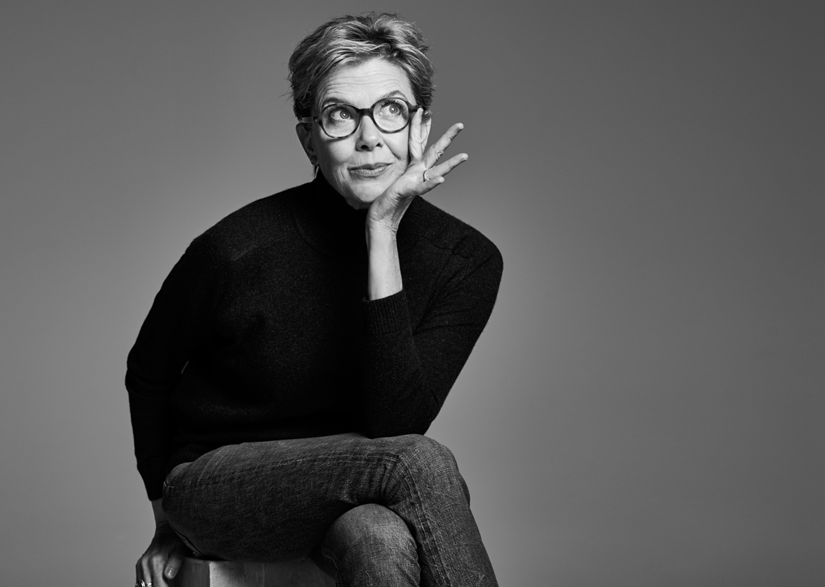 Why Annette Bening Uses 'Talismans' in Her Character Work