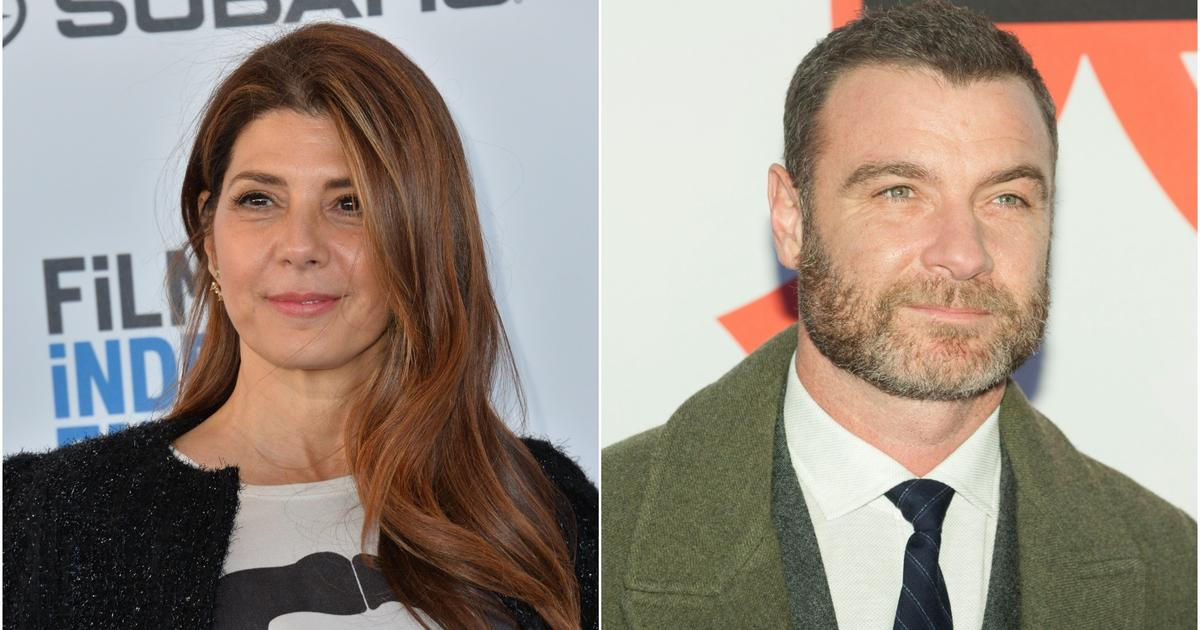 NY What's Filming: 'Human Capital' Starring Liev Schreiber and Marisa Tomei
