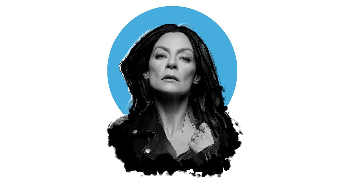 Chilling Adventures Of Sabrina Star Michelle Gomez On