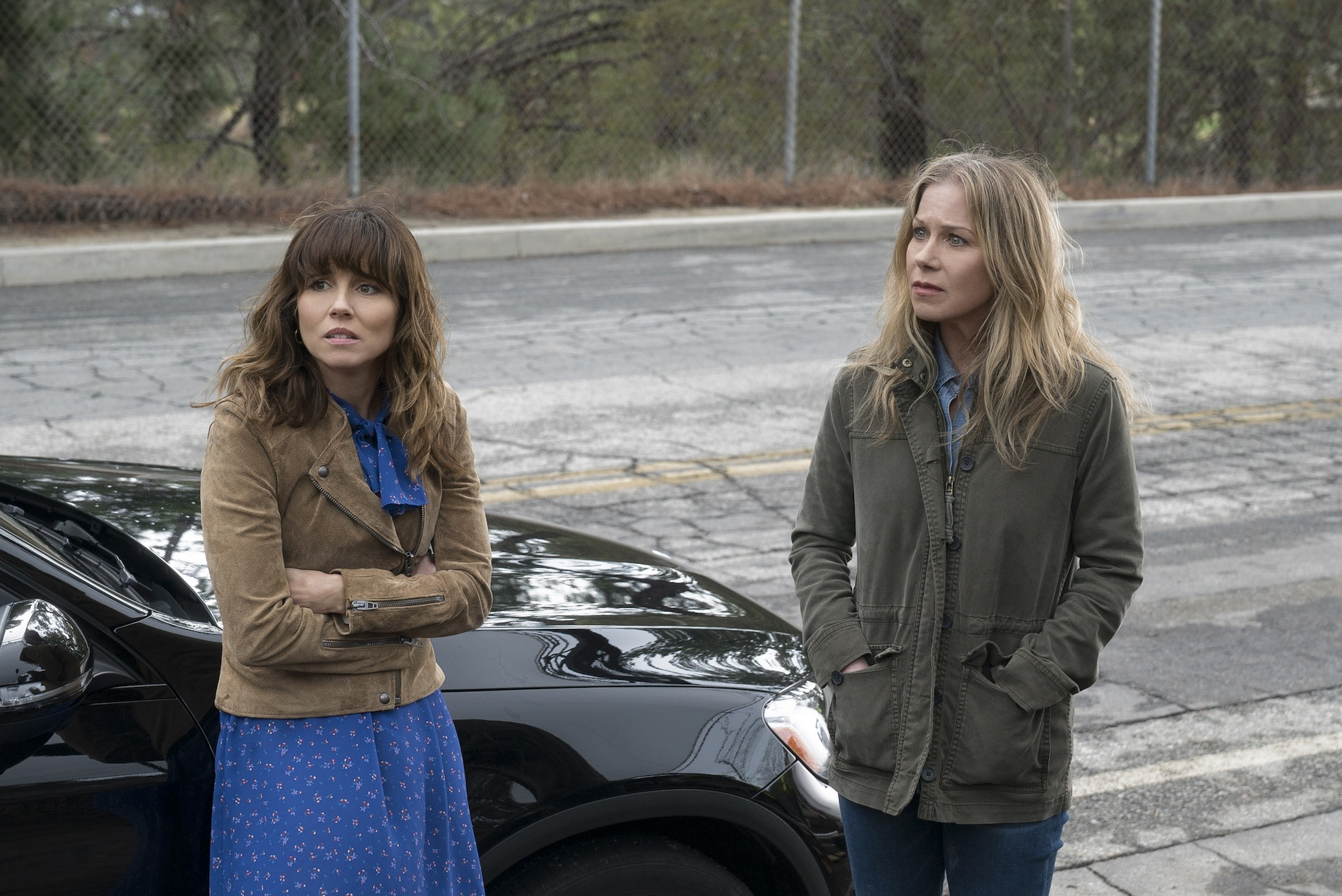'Dead to Me' Creator Liz Feldman on Finding Inspiration in the Grim