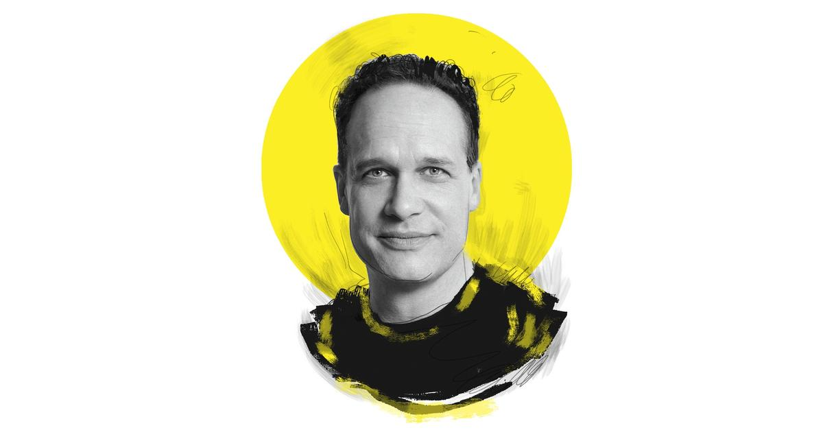 How Diedrich Bader Became One of TV's Hardest-Working Actors