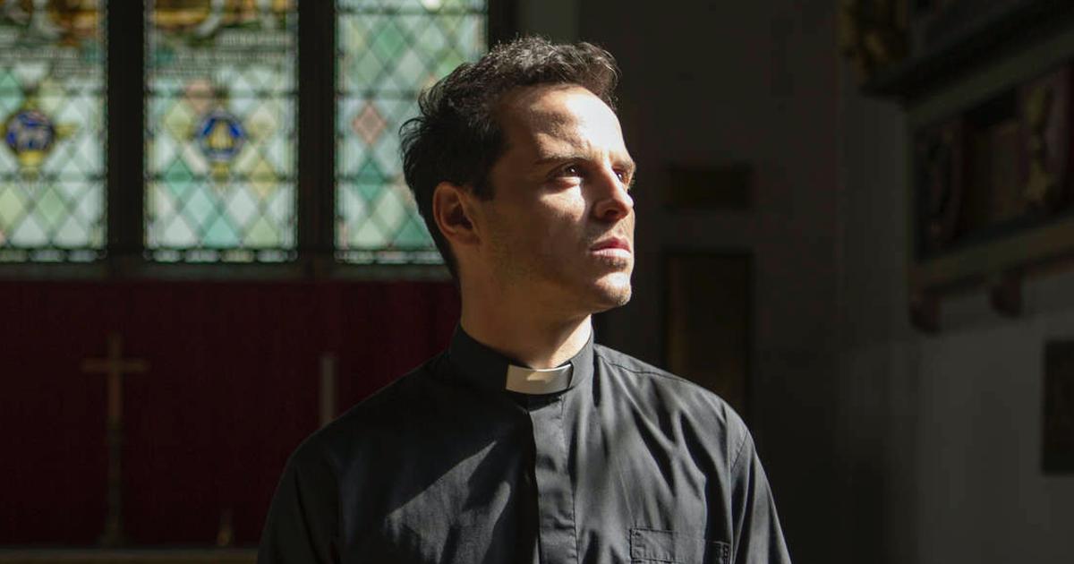 Fleabag's Andrew Scott to Star in Netflix's Black Mirror