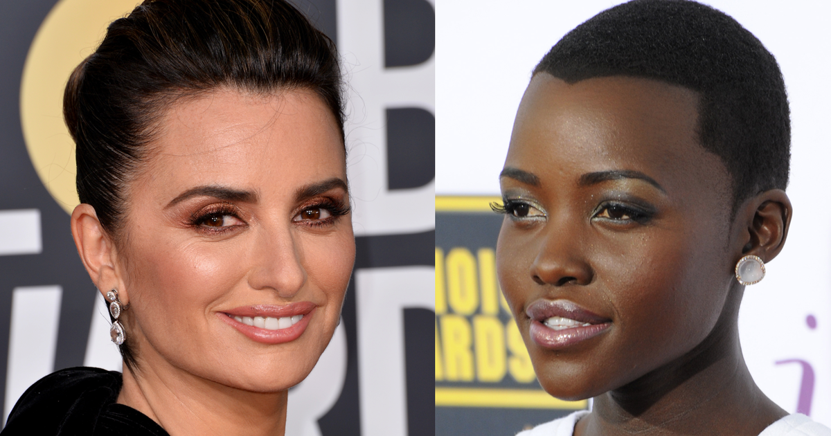 Get Cast In New Screen Projects With Penelope Cruz, Lupita Nyong'o + Writer Terry Pratchett