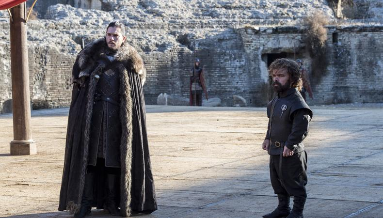 Game of Thrones' + Hulu Filming Now in the U K