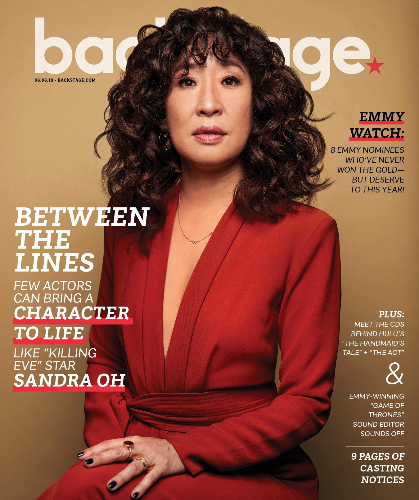 The Interior Life of Sandra Oh