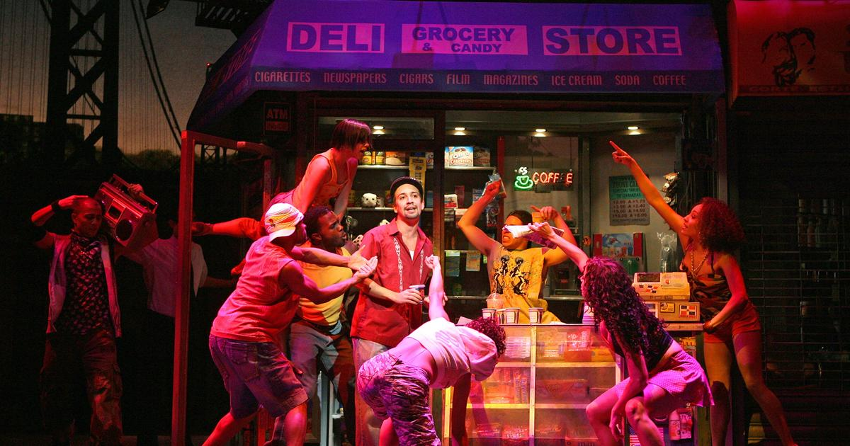 Lin-Manuel Miranda's 'In the Heights' Movie Will Be Set in 2019 + It's Casting
