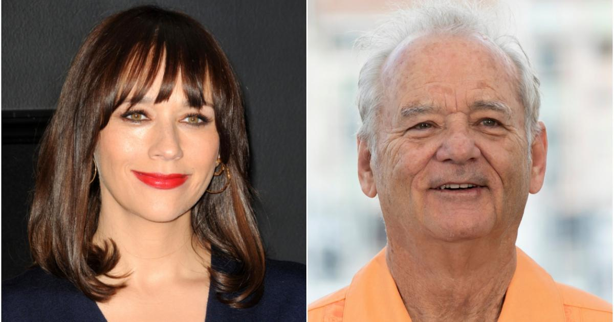 NYC What's Filming: 'On the Rocks' Starring Bill Murray + Rashida Jones